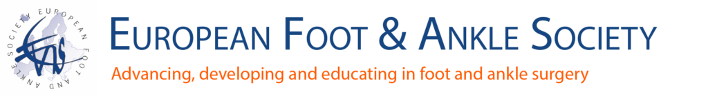 european foot and ankle logo