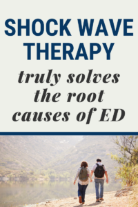 shock wave therapy works for erectile dysfunction