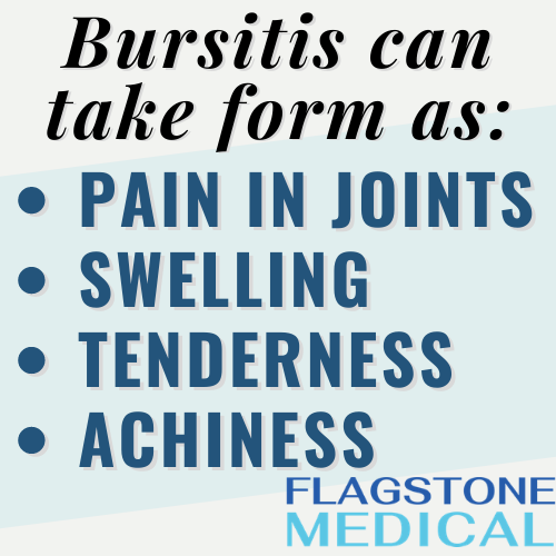 treating bursitis conditions