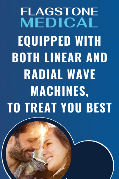 sound wave therapy machines at flagstone medical