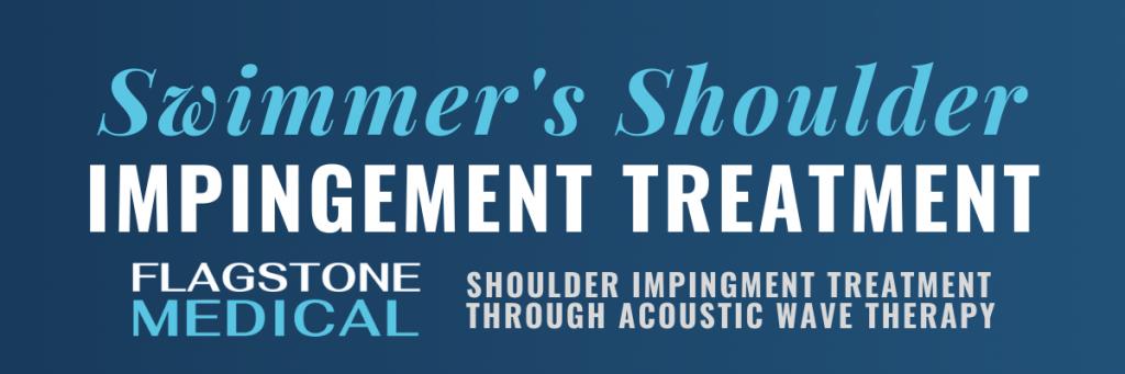 swimmers shoulder treatment impingement treatment